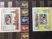 Почтовые марки разных стран