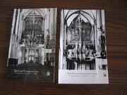 2 фото-открытки с видами Риги времен СССР