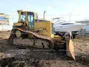 Бульдозер CAT D6N LGP,  20 т,  2006 г,  болотник