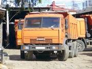 Самосвал Камаз 65115,  2010 г,  гарантия